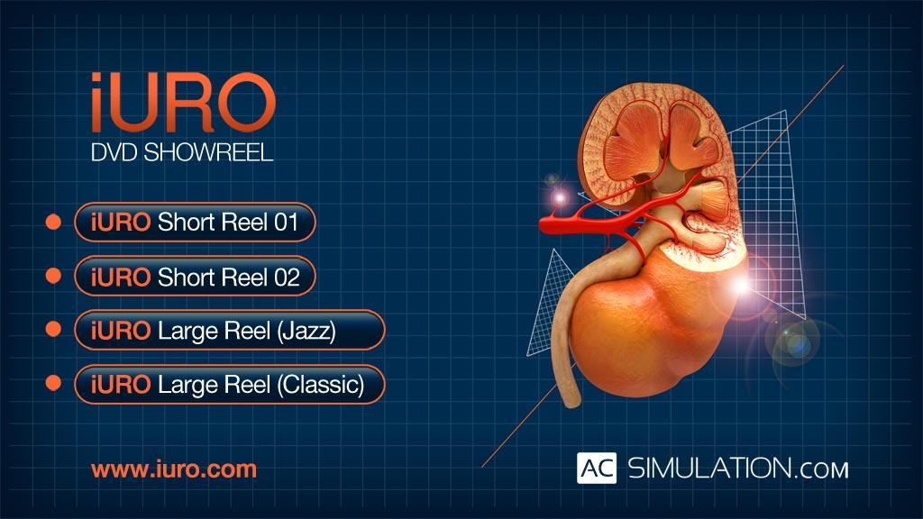 Imagen del proyecto: Bobina DVD para iURO (urological education)