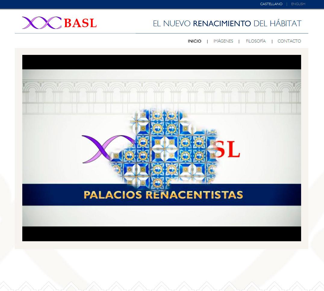 Imagen del proyecto: Programación Web para Habitat Renacentista